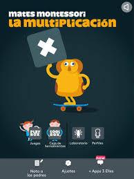 apps para niños mates montessori decharcoencharco.com