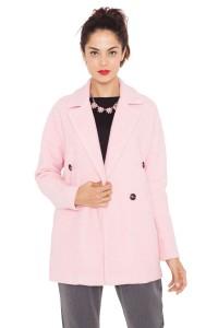 fashion pills abrigo rosa www.decharcoencharco.com