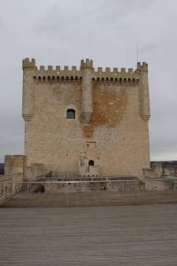 castillo de Peñafiel www.decharcoencharco.com