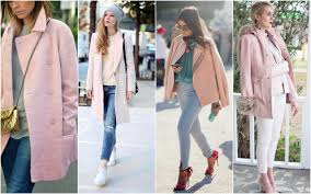 abrigo rosa www.decharcoencharco.com