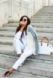 blanco en invierno www.decharcoencharco.com