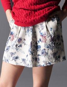 falda strad www.decharcoencharco.com