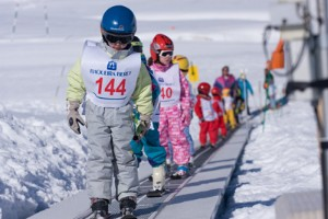 niños esqui www.decharcoencharco.com