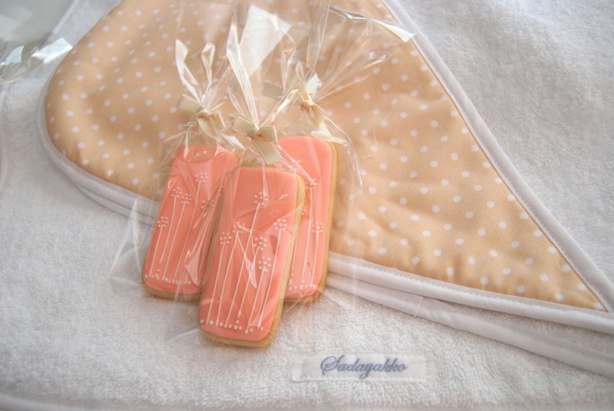 galletas decoradas chicuqui toalla capucha decharcoencharco22