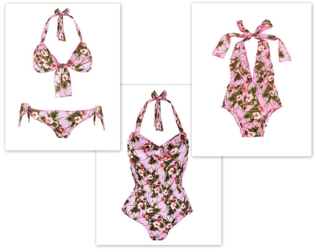 bikini como un pez en el agua vía www.decharcoencharco.com