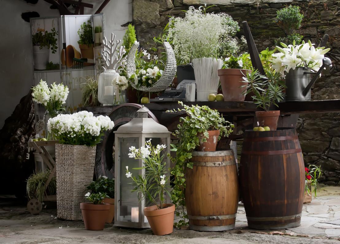 Crea un jard n exclusivo y a tu estilo con maceteros de for Homify jardines pequenos