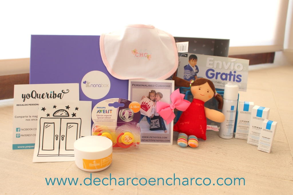 mi nonabox www.decharcoencharco.com