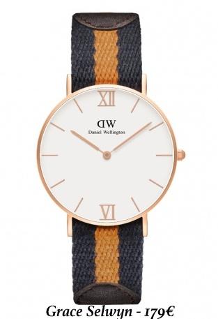 relojes daniel wellington mix swarovski www.decharcoencharco.com