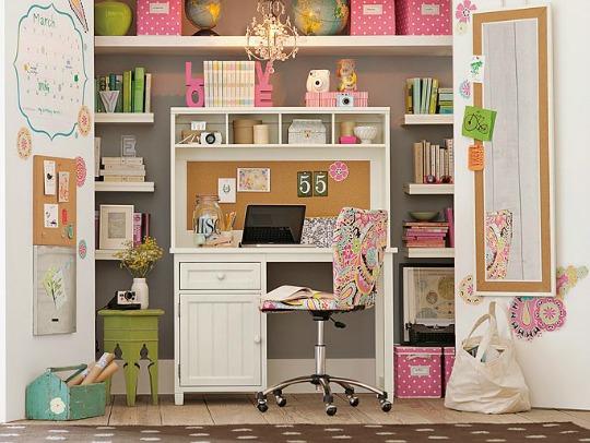 Ideas para crear tu espacio de trabajo en casa. Parte 2. ¿Poco ...