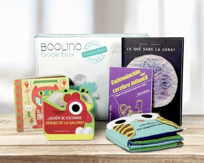 boolino book box primeros libros www.decharcoencharco.com