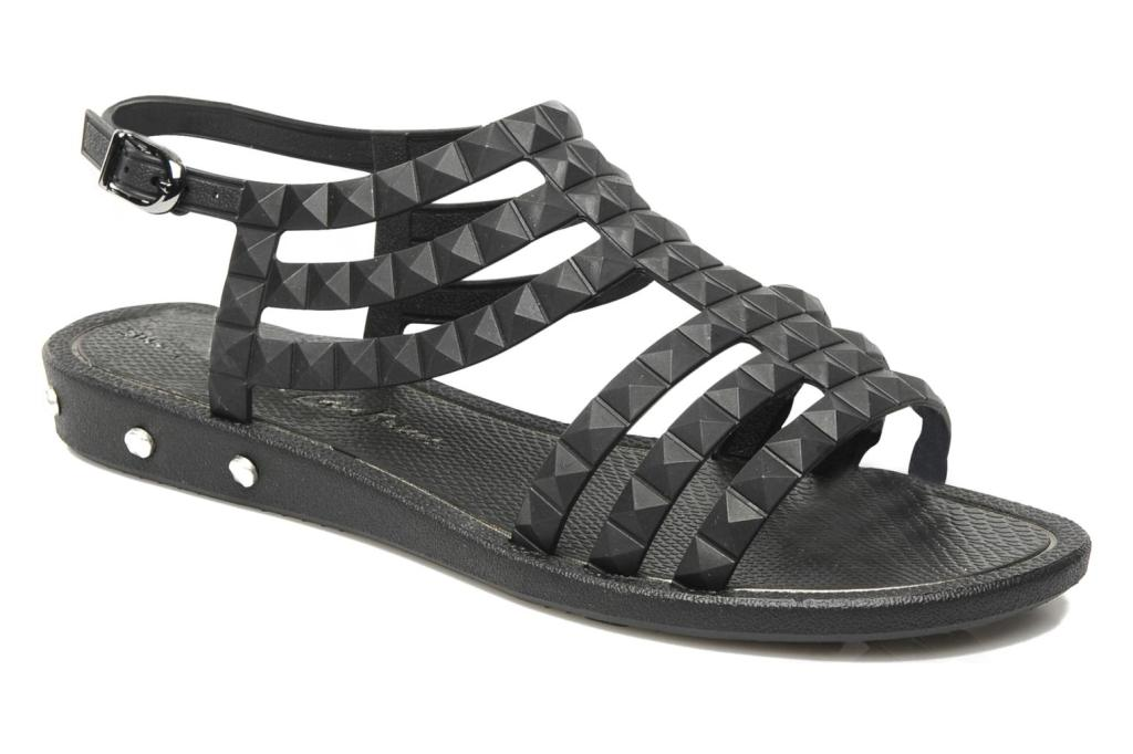 grendha negro sandalias www.decharcoencharco.com