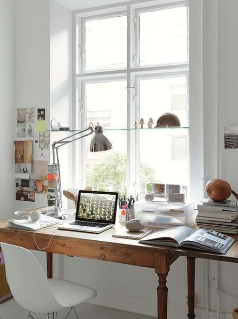 rincon de trabajo en casa decoracion.facilisimo.com 2 www.decharcoencharco.com
