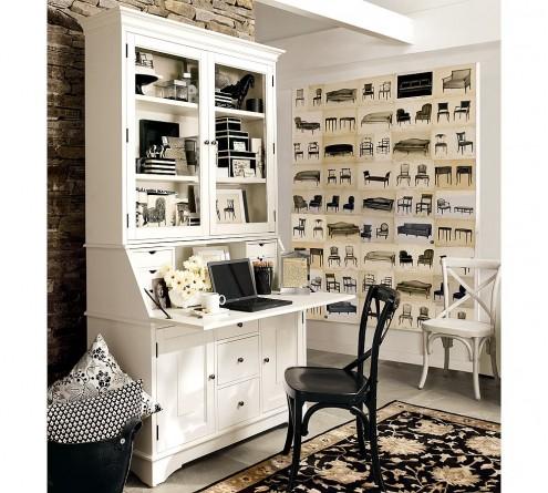 rincon de trabajo en casa decoralia www.decharcoencharco.com