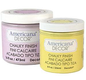 americana chalk paint www.decharcoencharco.com