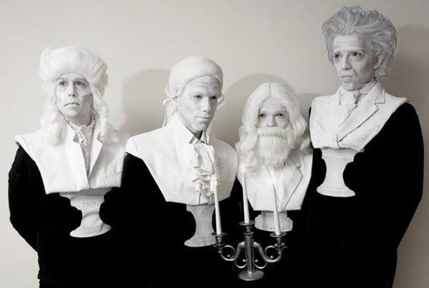 disfraces Halloween en familia o grupo www.decharcoencharco.com