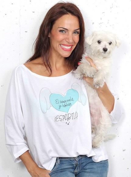 camiseta-chica-espabila www.decharcoencharco.com