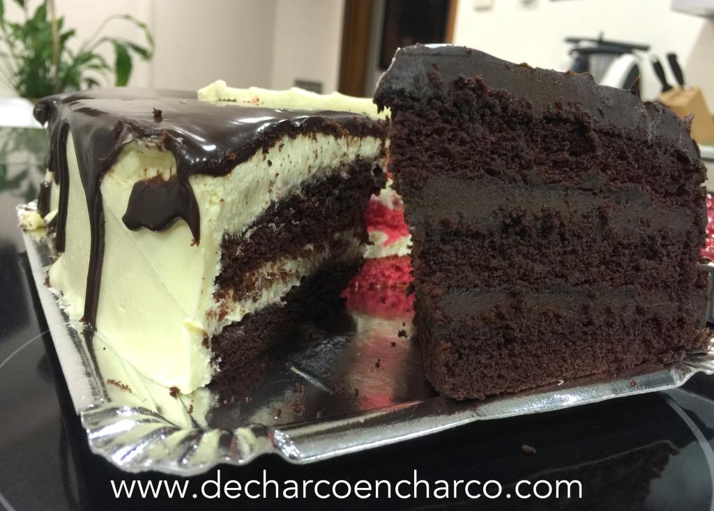 cena 16 tartas www.decharcoencharco.com