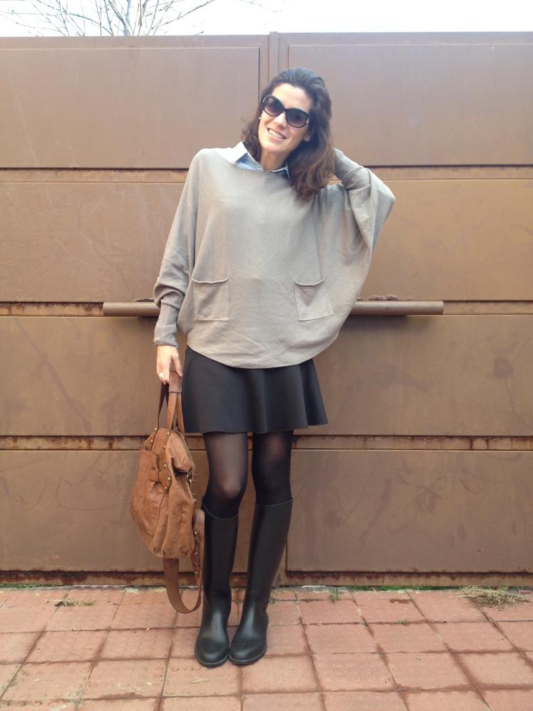 falda negra con acandria 2 www.decharcoencharco.com