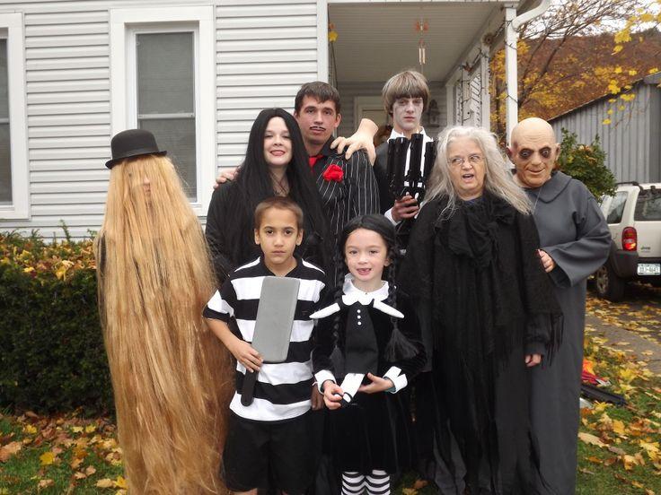 disfraces halloween familia y grupos www.decharcoencharco.com