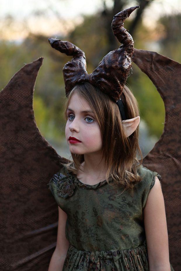 malefica disfraces halloween www.decharcoencharco.com