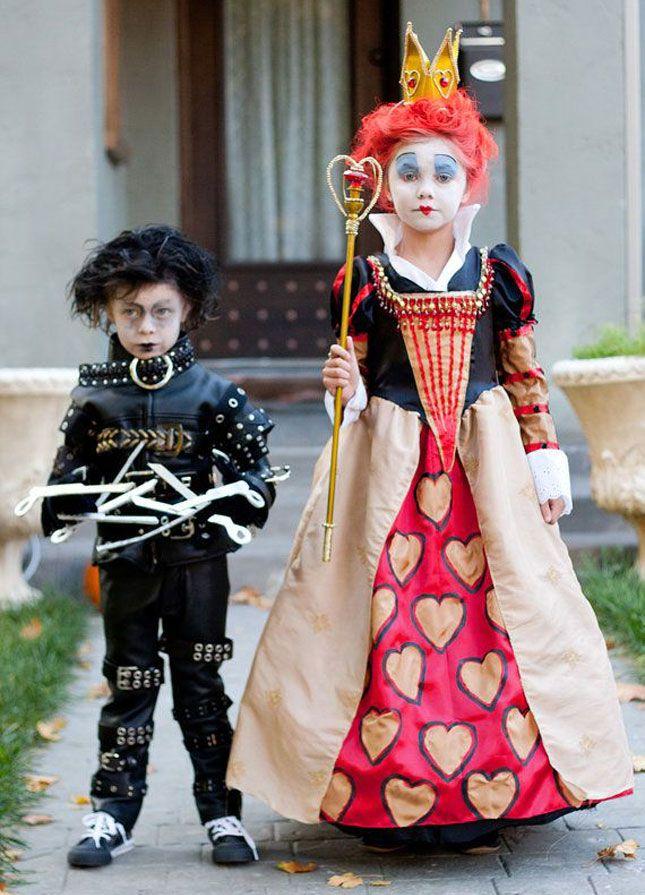 reina de corazones disfraces halloween www.decharcoencharco.com