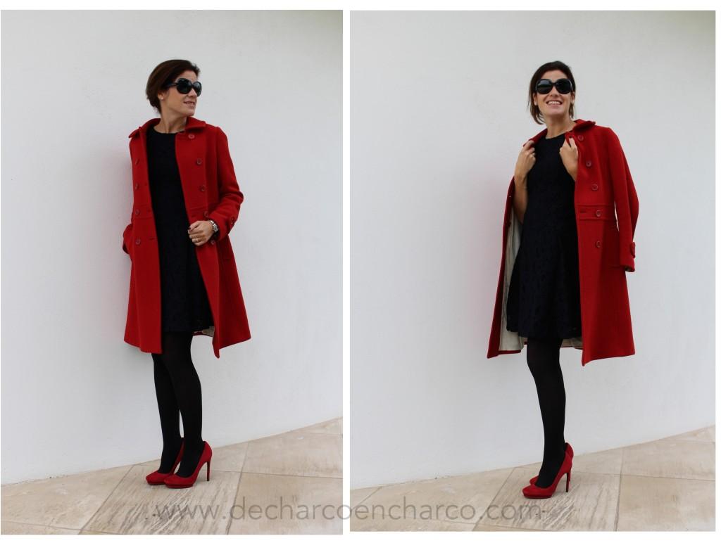 collage abrigo rojo www.decharcoencharco.com