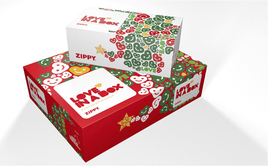 zippy love in a box www.decharcoencharco.com