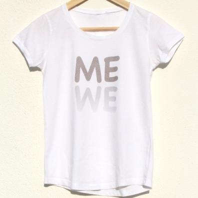 camiseta adulto me blanca www.decharcoencharco.com