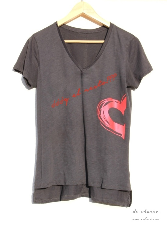 Camiseta Y EL RESTO??? para mujer