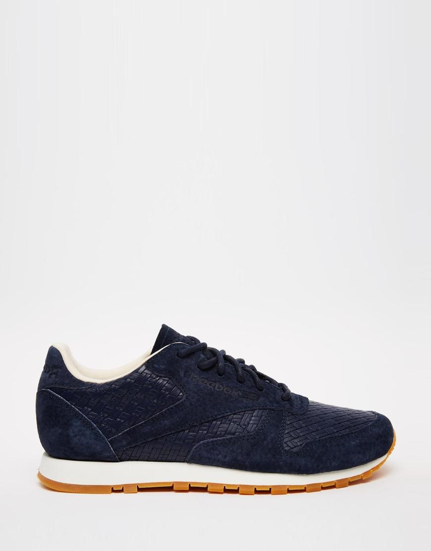 zapatillas azules REEBOK www.decharcoencharco.com