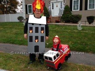 BOMBERO FIREFIGHTER www.decharcoencharco.com