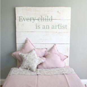 cabecero para niños infantil 14 www.decharcoencharco.com