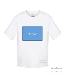 camiseta niño it boy rectangulo azul 2 www.decharcoencharco.com
