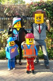 LEGO MOVIE www.decharcoencharco.com