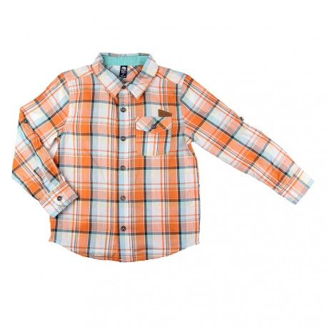 camisa 611337 wsp kids www.decharcoencharco.com
