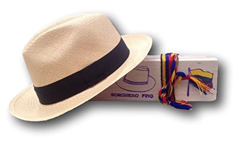 Sombrero panama EQUAL EARTH vía AMAZON. 50,45€