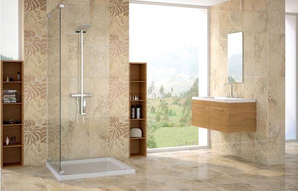 baño 3 papel-pintado www.decharcoencharco.com