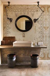 baño 6 papel-pintado www.decharcoencharco.com