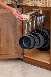 ganchos 4 orden en cocina www.decharcoencharco.com
