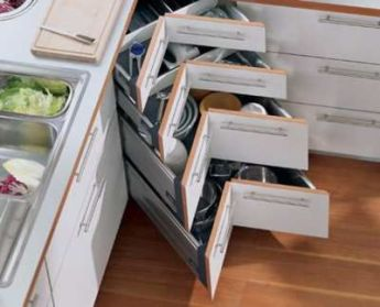 mueble de esquina 5 orden en cocina www.decharcoencharco.com