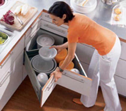 Soluciones para muebles de cocina en esquina muebles - Soluciones para muebles de cocina en esquina ...