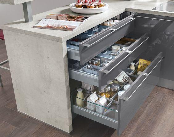 Ponemos un poco de orden en la cocina 8 consejos y un for Organizador utensilios cocina