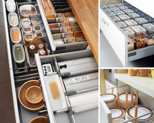 organizador y tuppers 2 transparentes prefabricado orden en cocina www.decharcoencharco.com