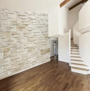 papel-pintado-piedras-naturales-villalba-interiorismo www.decharcoencharco.com