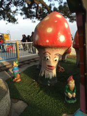 Parque de atracciones Monte Igueldo