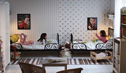 niños papel-pintado www.decharcoencharco.com