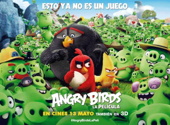 angry birds pelicula www.decharcoencharco.com