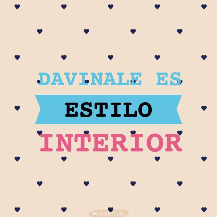 DAVINALE mercadillo 6 www.decharcoencharco.com