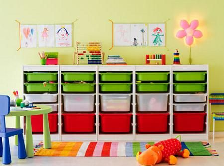 ideas orden cuarto niños 10 www.decharcoencharco.com