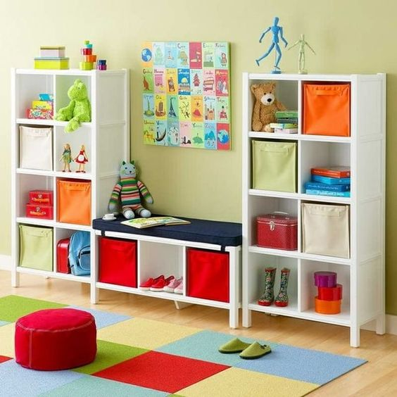 ideas orden cuarto niños 14 www.decharcoencharco.com